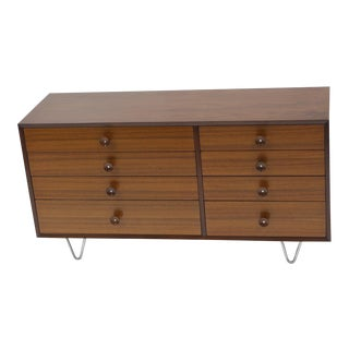 Eight-drawer Dresser With Vanity by George Nelson for Herman Miller