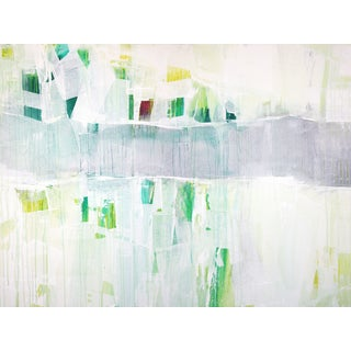 Original Abstract Landscape by Paul Ashby