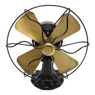 Antique A.C. Gilbert Company Polar Cub Type Fan