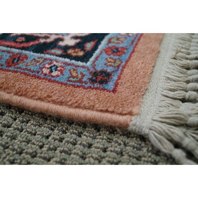 Karastan Williamsburg Heriz Carpet - 5′10″ × 9′11″ - Image 8 of 10