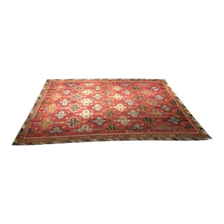Bellwether Rugs Antique Turkish Kilim Rug - 9' x 12'3""