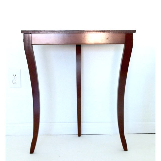 Bombay Company Demi Lune/Console Table - Image 3 of 6