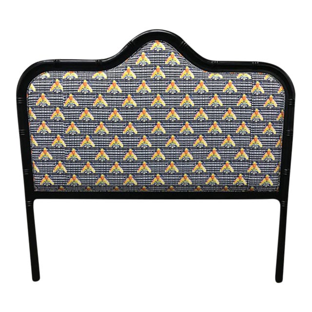 Brooke Wright Designs Queen Bamboo Headboard - Image 1 of 3