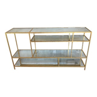 Dwell Studio Mansfield Media Console Etagere