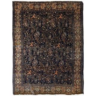 Persian Senneh Kurdestan Rug