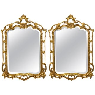 Friedman Brothers Giltwood Mirrors - A Pair