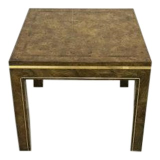 Hollywood Regency End Table by Mastercraft