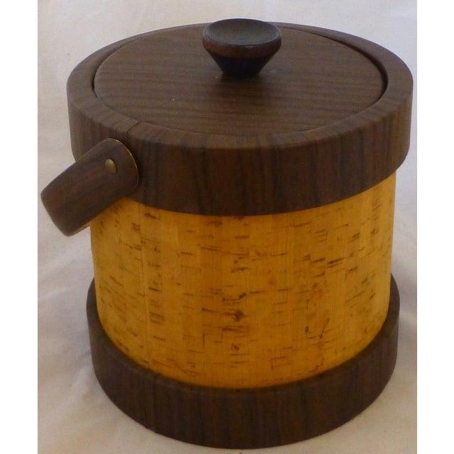 Vintage Cork Ice Bucket - Image 7 of 9