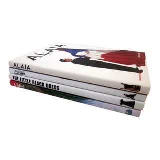 Gaultier Alaia Chloe Fashion Books