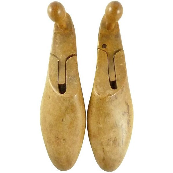 Vintage Wooden Shoe Lasts - Image 3 of 3