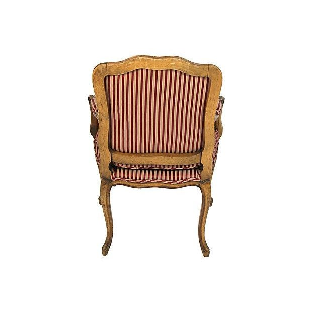 Baker French-Style Armchair - Image 3 of 3
