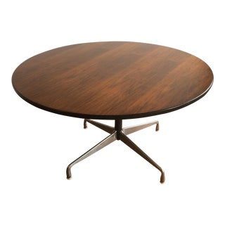Eames for Herman Miller Aluminum Group Table
