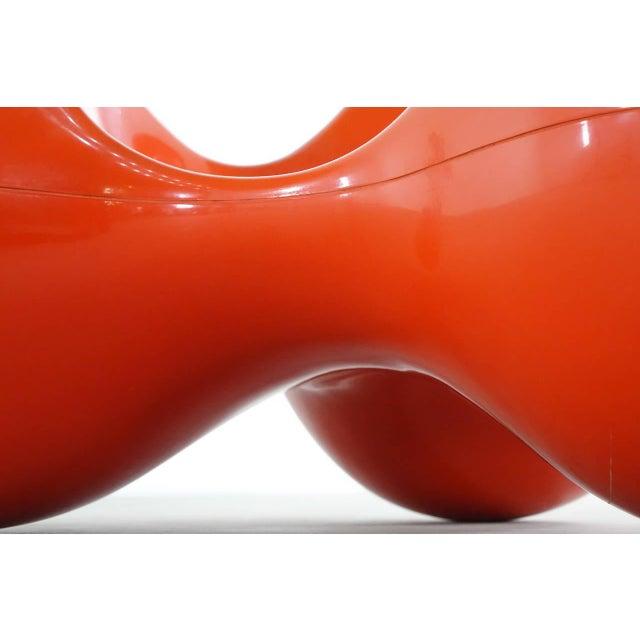 Image of Vintage 1971 Eero Aarnio Tomato Chair