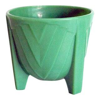 1930s McKee Jadite Jardiniere Bulb Bowl