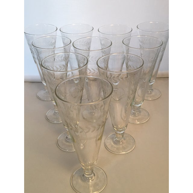 Anchor Hocking Pilsner Glasses - Set of 10 - Image 7 of 8