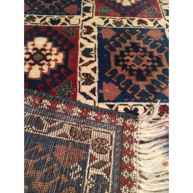"""Persian Tribal Yalameh Rug - 1'7"""" X 2'5"""" - Image 3 of 3"""