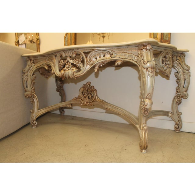 18th Century French Console - Image 2 of 6