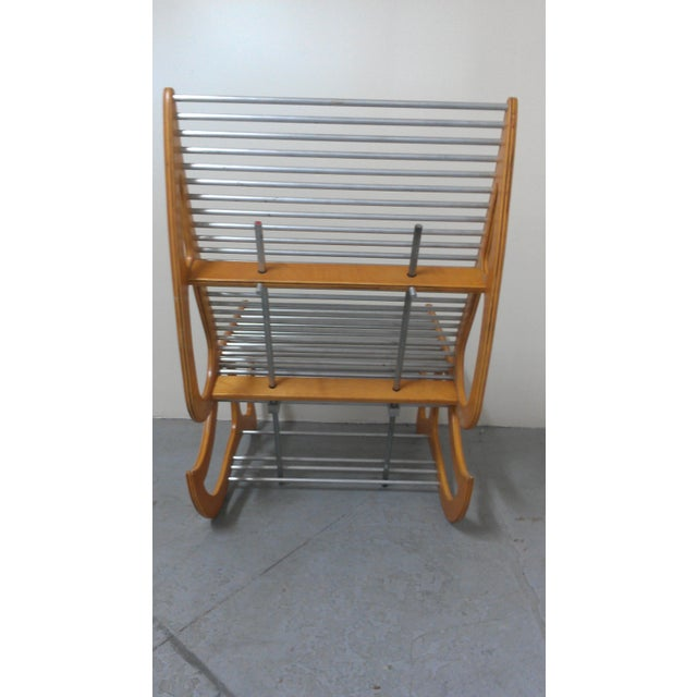 Mid-Century Modern Abstract Chair - Image 7 of 8