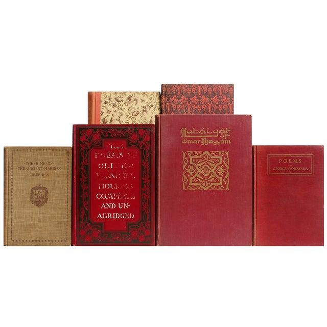 Earthtone Poetry Selection Books - Set of 22 - Image 2 of 2