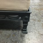 Image of Cast Aluminum Chaise Loungers & Table