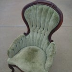 Image of Victorian Antique Parlor Chairs