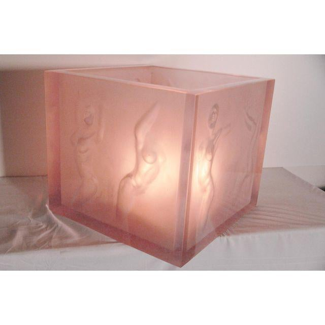 """Femme Fatale"" Cube - Image 4 of 5"