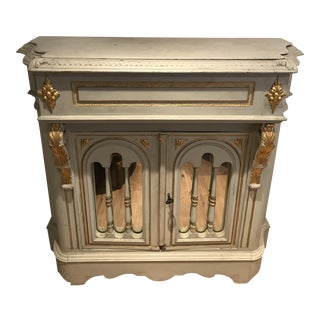 Antique Napoleon III Console, Two Available