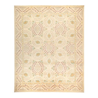 """Suzani Hand Knotted Area Rug - 11' 10"""" X 14' 8"""""""
