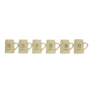 21 Club Hall Mugs - Set of 6