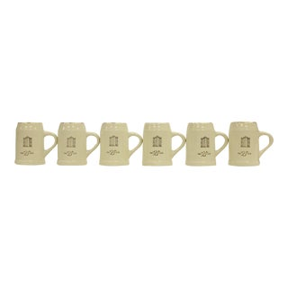 21 Club Hall Mugs - Set of 6