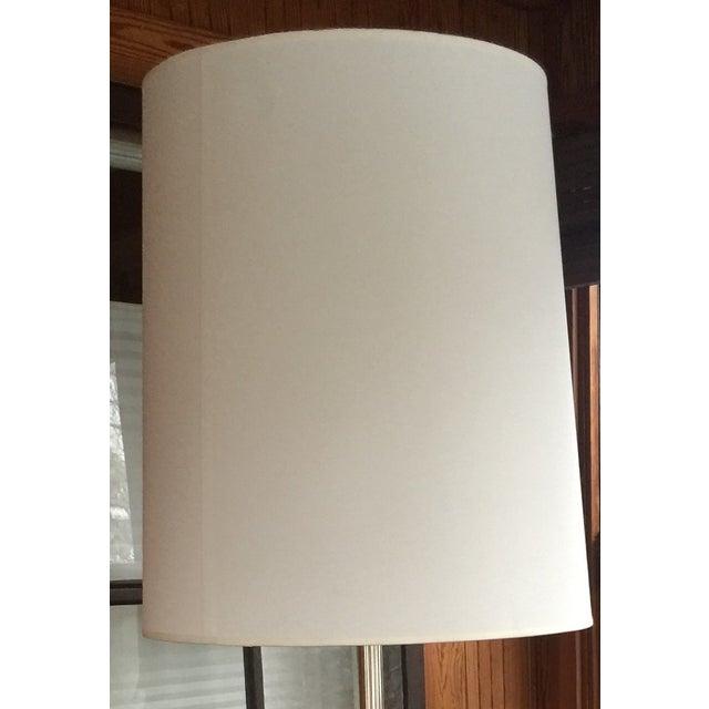 Room & Board Silver Buster Floor Lamp - Image 3 of 3