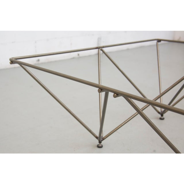 "Paolo Piva Style ""Alanda"" Pyramid Table - Image 5 of 8"