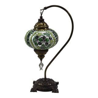 Handmade Turkish Mosaic Desk Lamp