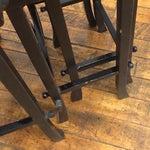 Image of Nesting Tables - Set of 4 Vintage Japanese