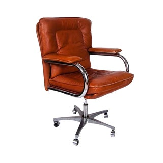 Guido Faleschini Desk Chair by Mariani for Pace