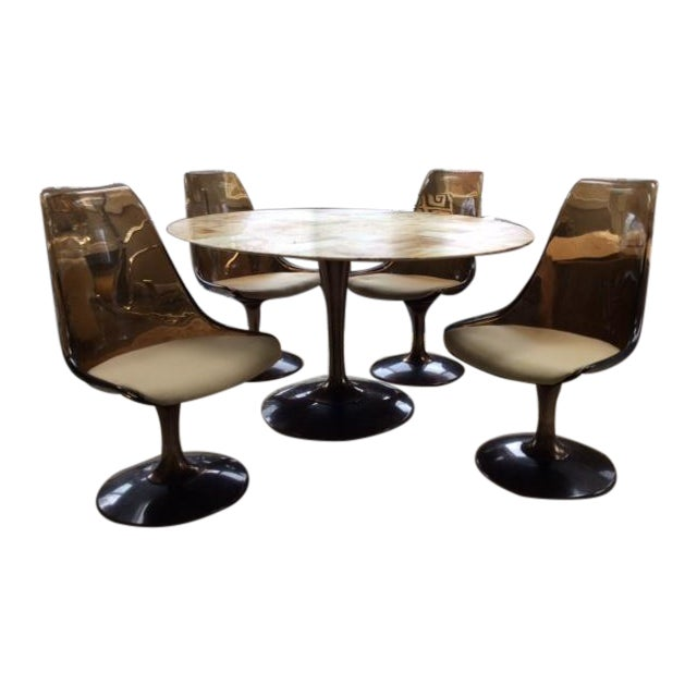 Chromcraft Marquise Dining Set - Image 1 of 6