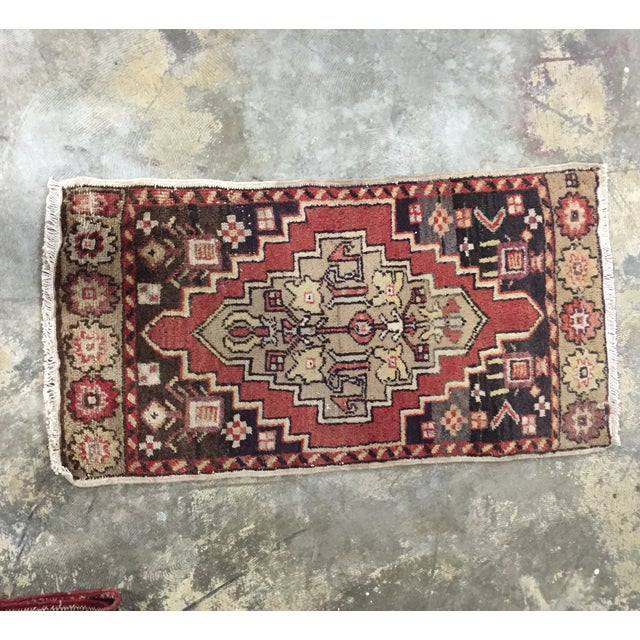 "Anatolian Persian Rug - 1'9"" X 3'6"" - Image 2 of 9"