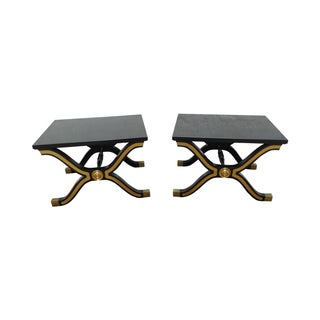 Heritage Dorothy Draper Hollywood Regency Tables