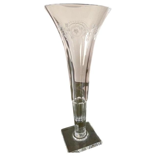 Image of Vaughan Decorative Fluted Vase