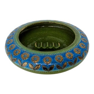 Vintage Bitossi Ceramic Ashtray