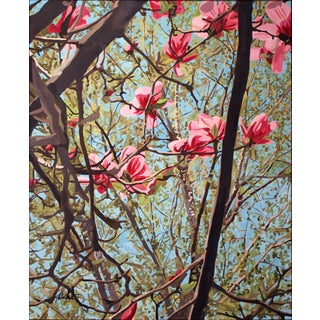 Spring Magnoli Giclee Print of the Painting