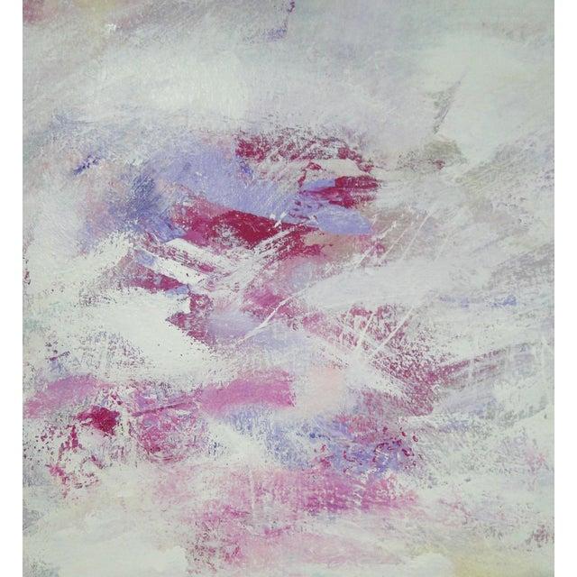 "ArtSeya ""Love Me No.2"" Original Painting - Image 2 of 2"