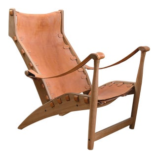 Mogens Voltelen Copenhagen Lounge Chair