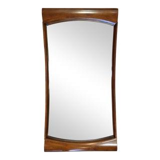 Mid-Century Modern Belvedere Mirror