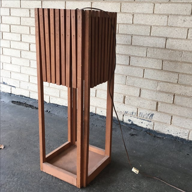 Image of Japanese Style 1970s Patio Lamp