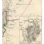 Image of Palestine Map, 1856
