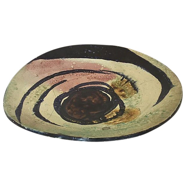 Image of Large Art Pottery Centerpiece