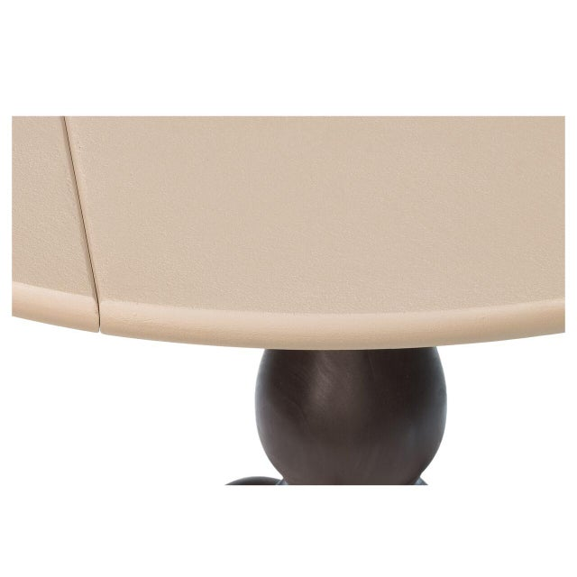 Image of Sarreid LTD Round Pedestal Bistro Table