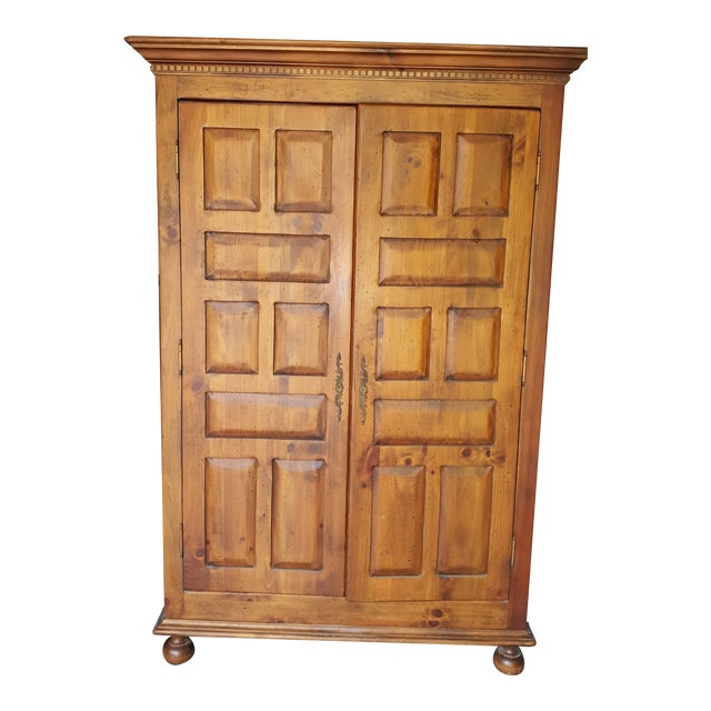 Habersham Plantation Armoire Cabinet - Image 1 of 8