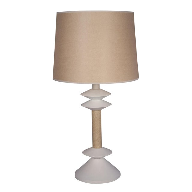 Image of Jay Spectre Disc Elements Table Lamp